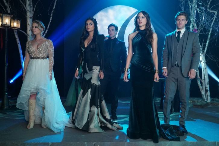 Pretty Little Liars - Episode 6.09 - Last Dance - Promotional Photos