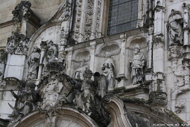 rey David y profeta Isaías