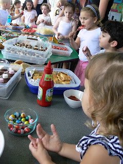 school party, school children, school food ideas