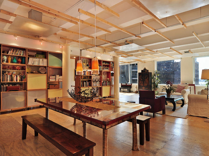 Loveisspeed loft in manhattan new york city for Loft soho new york