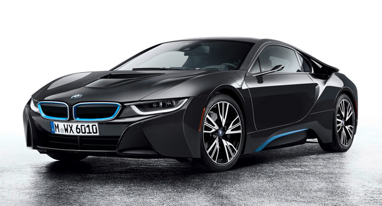 Mirrorless Bmw Model With Cameras Could Arrive By 2019