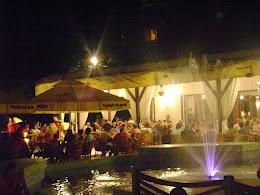 Restaurant terasa Rosemarie
