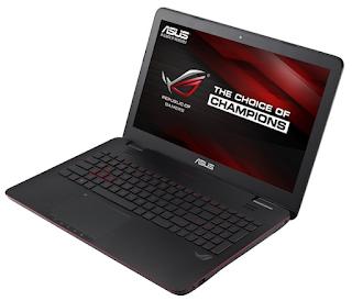 Daftar Harga Laptop ASUS ROG Gaming Terbaru