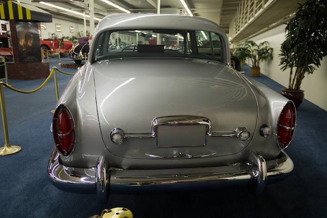 1954 Rolls Royce Silver Wraith Vignale Saloon