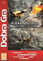 Dobra Gra: okładka Air Conflicts Secret Wars
