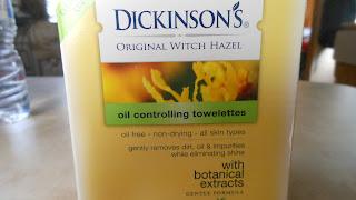 dickinson witch hazel