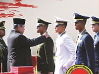 PENERIMAAN CALON TARUNA TNI TA 2015