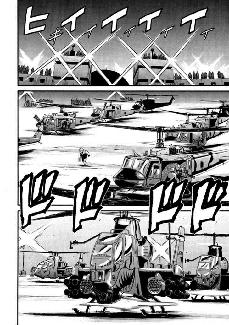 Gate – Jietai Kare no Chi nite, Kaku Tatakeri chap 10 Trang 20 - Mangak.info