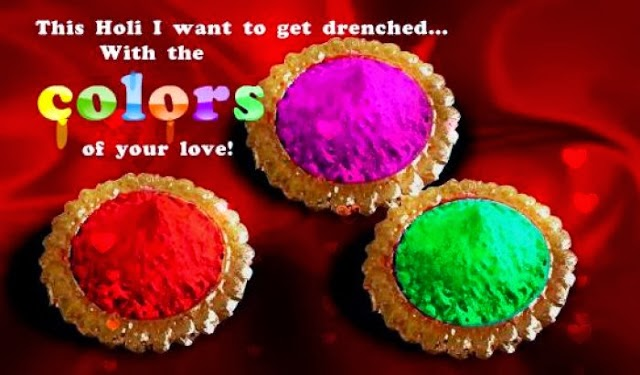 Holi 2014 message sms quote nice photos