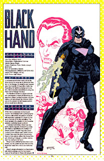 Blackhand DC comic