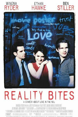 Watch Reality Bites 1994 BRRip Hollywood Movie Online | Reality Bites 1994 Hollywood Movie Poster