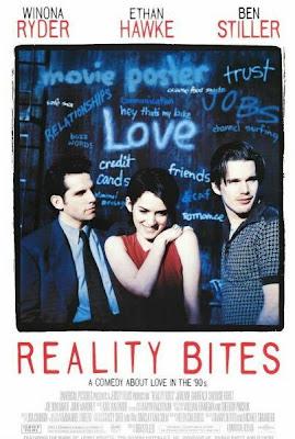 Watch Reality Bites 1994 BRRip Hollywood Movie Online | Reality Bites 1994 Hollywood Movie Poster