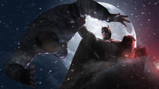 Batman Arkham Origins PC Download Photo