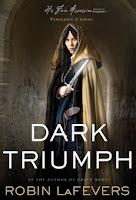bookcover of DARK TRIUMPH  (His Fair Assassin #2)  by R.L. LaFevers