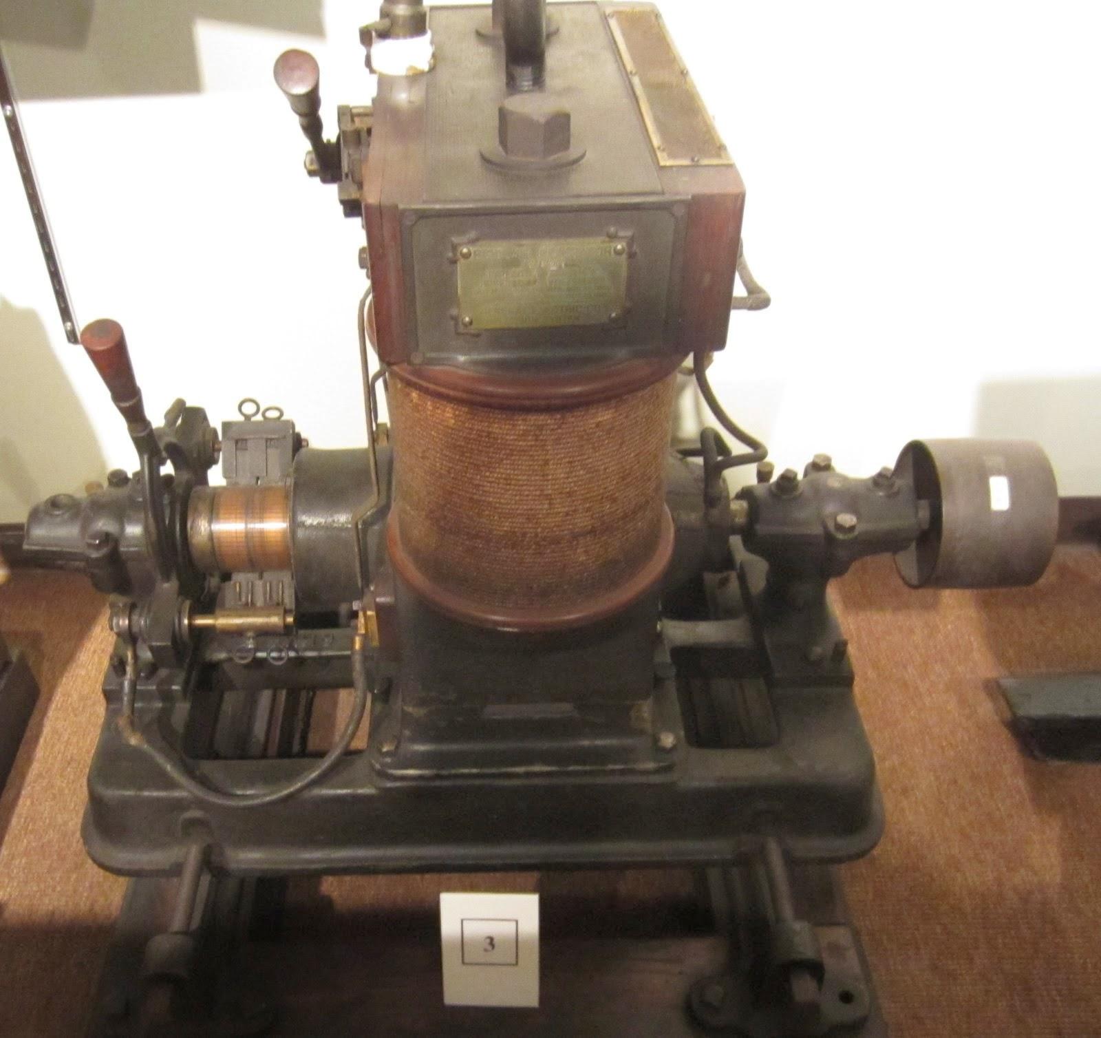 Electric Generator by www.e-worldz.com