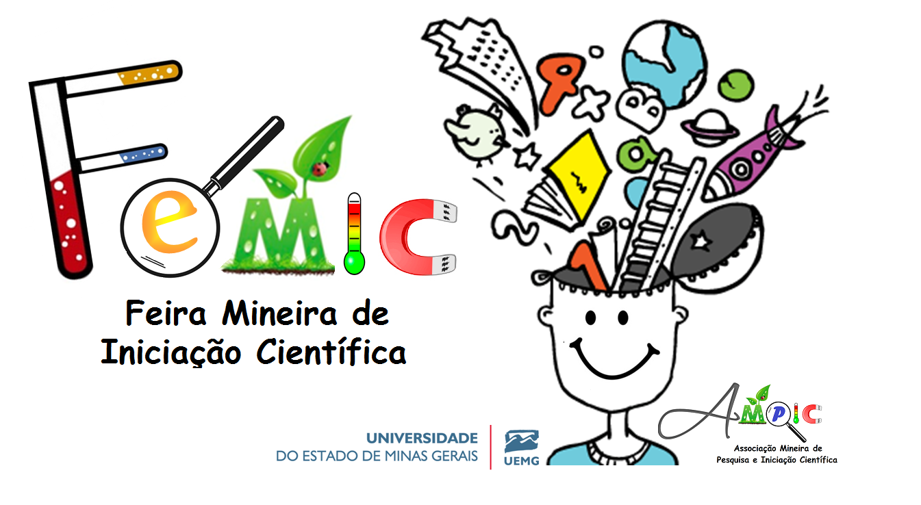 Feira Mineira de Iniciação Científica: Realização NEMAS e AMPIC