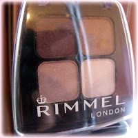 Rimmel London Colour Rush Quad