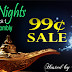 Sale Alert - Spanish Nights  (A Jinn's Seduction Book 1) by Author Valerie Twombly