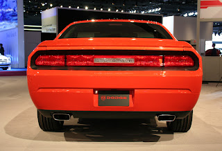 Dodge Challenger Classic Wallpapers