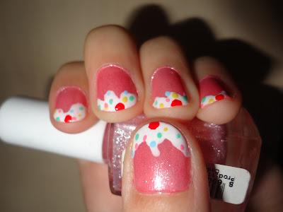 Dondurma Nail Art