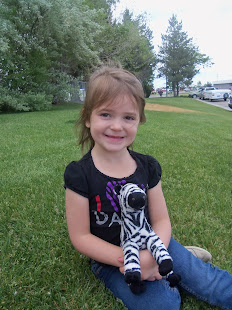My favorite little girl