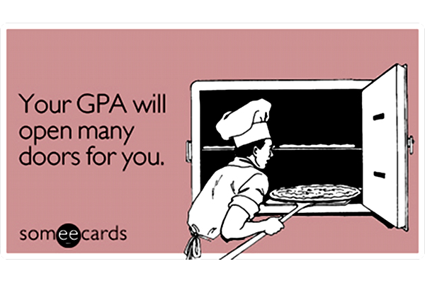 how to find ur gpa