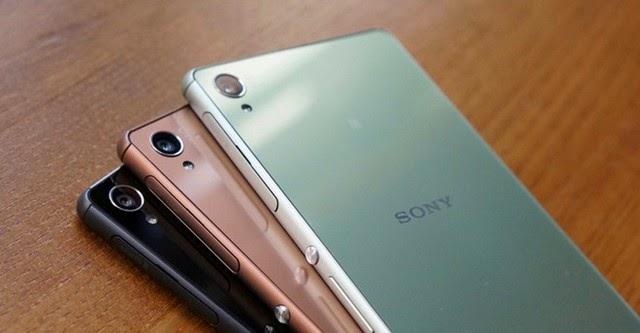 Sony Xperia Z3, Z3 Compact cập bến VN trong tháng 10