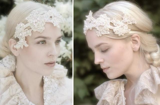 ¿Peinados con estilos? | Tocados de novias Maravillosos