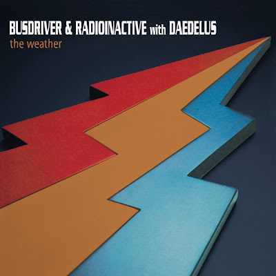 Busdriver & Radioinactive with Daedelus – The Weather (CD) (2003) (FLAC + 320 kbps)