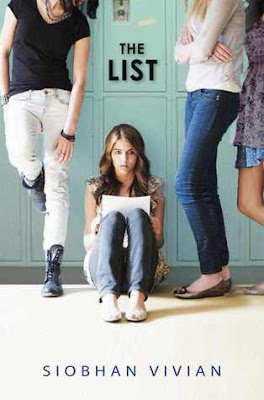 Book cover of The List by Siobhan Vivian