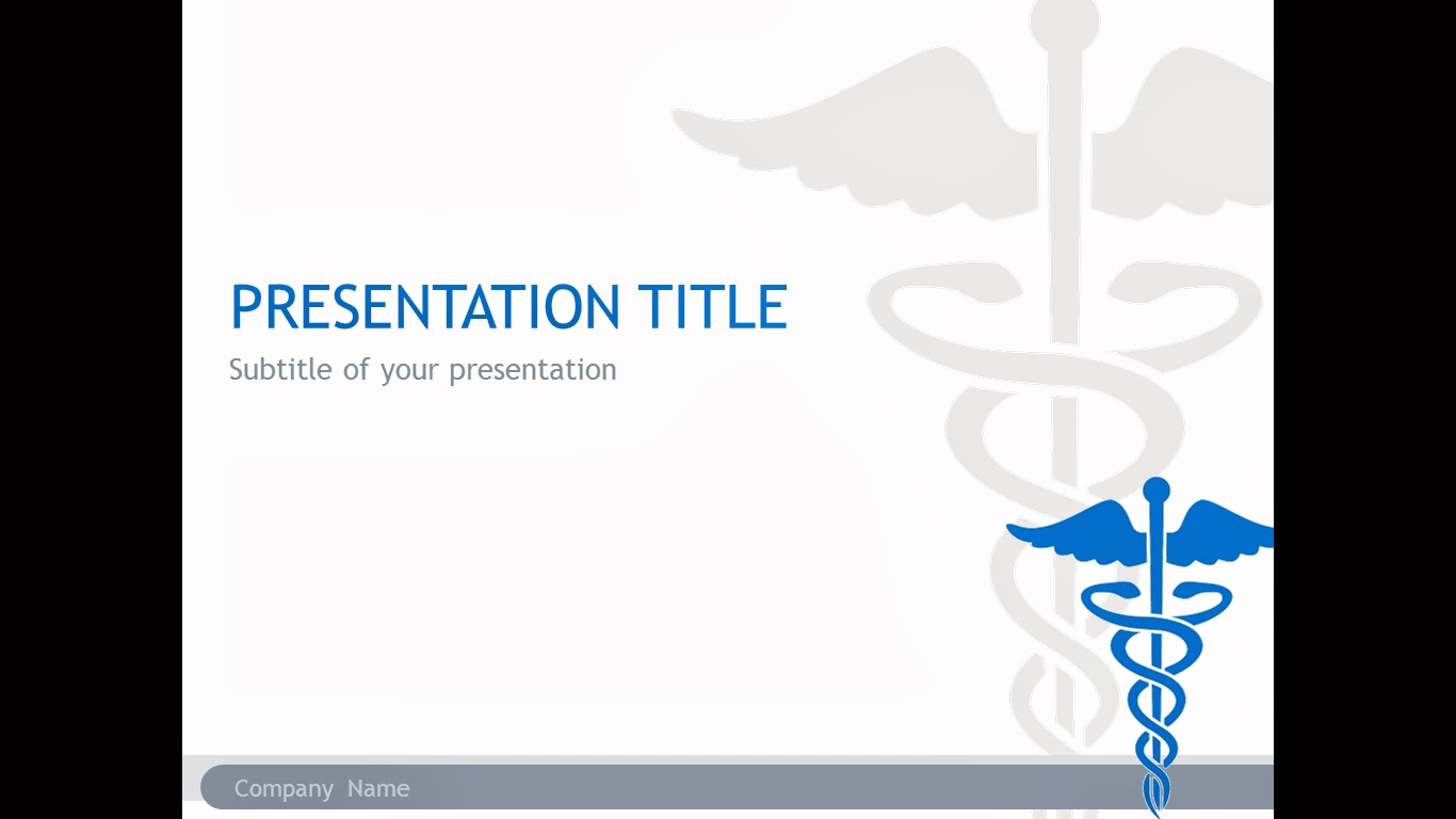 free powerpoint templates download for healthcare