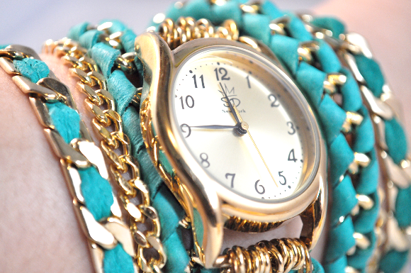 Arm Candy Stacked Watches