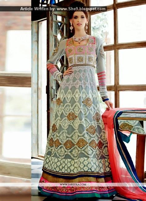 Anarkali Designs 2015-2016