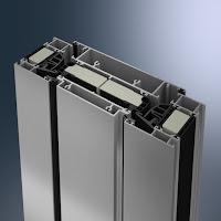 System klap wentylacyjnych - fasadowych