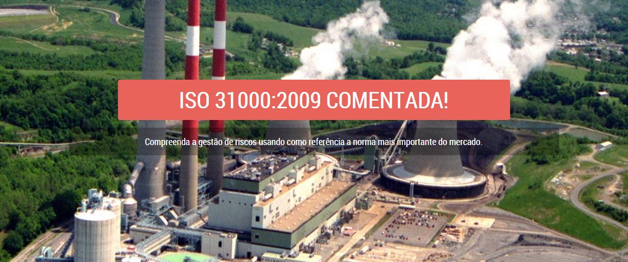 ISO 31000 comentada (saiba mais)