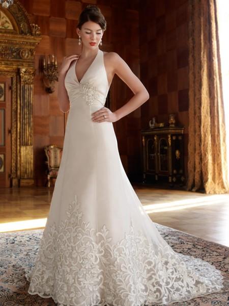 vestidos de novia: selección de un vestido de boda creador