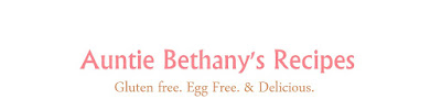 Auntie Bethany - The Best Gluten Free