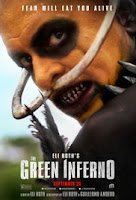 The Green Inferno (2015) Poster
