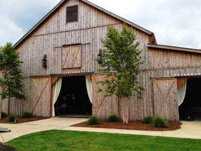 Barn wedding venues near raleigh nc