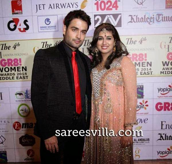 Vivian and Vahbij Dorabjee at 4th Gadoya Holdings Gr8! Women Awards