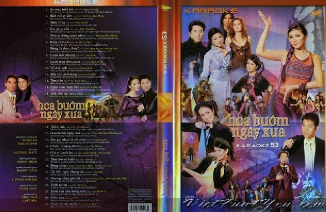 PBN Karaoke 53: Hoa Bướm Ngày Xưa (DVD9)