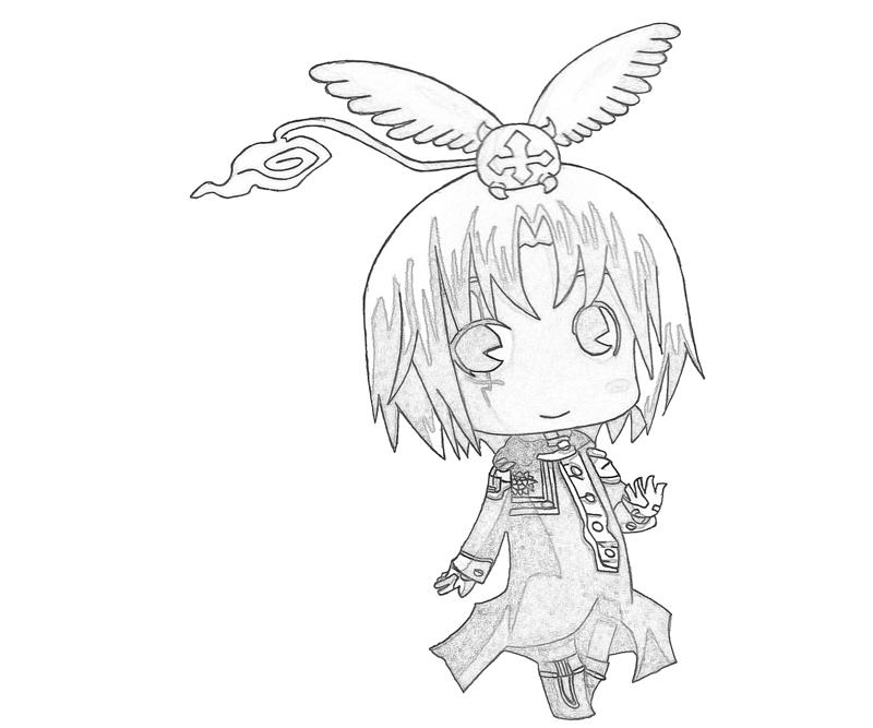 allen-walker-chibi-coloring-pages
