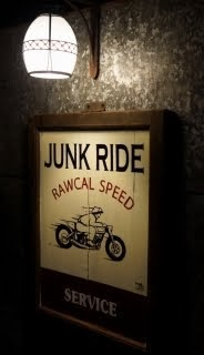 JUNK RIDE custom motorcycle
