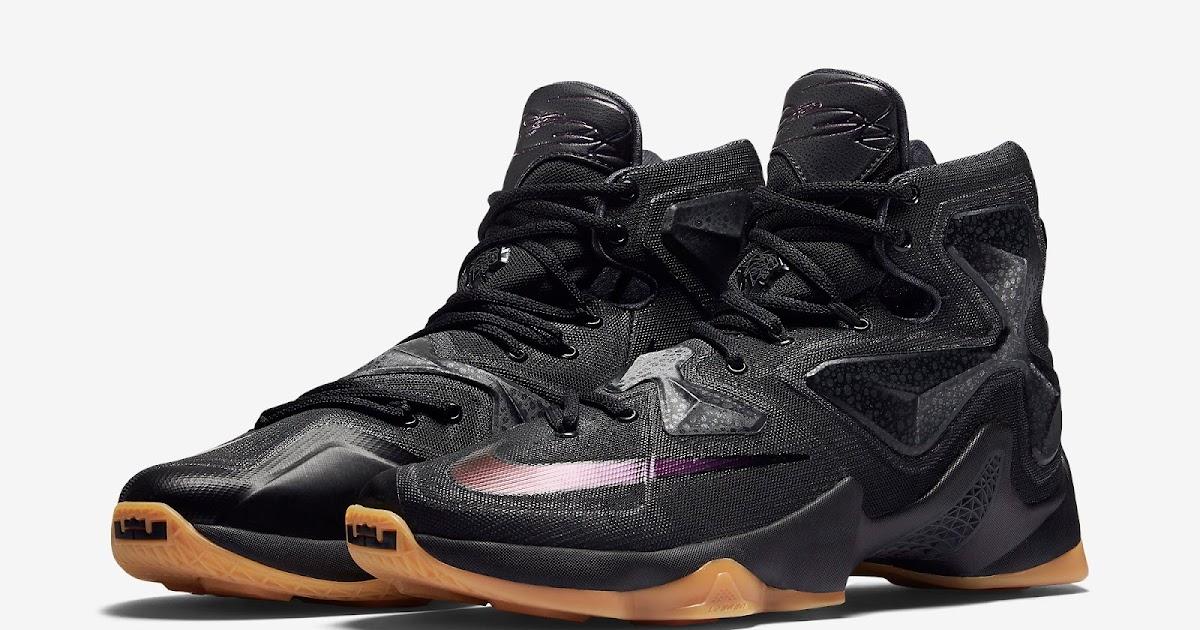 bf5d2870d59 ... new arrivals ajordanxi your 1 source for sneaker release dates nike lebron  13 black lion black
