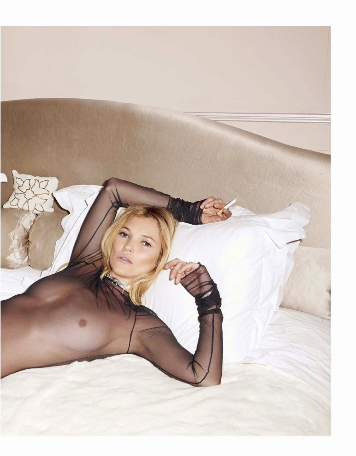 unscathed corpse kate moss by terry richardson