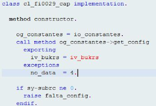 Error ABAP SAP GUI 470