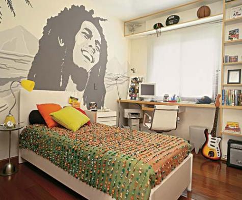 Decorar habitaciones dormitorios infantiles peque os - Decoracion de dormitorios juveniles pequenos ...