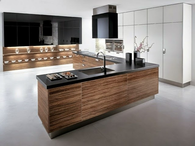 15 Elegant Minimalist Kitchen Designs With Modern Kitchen
