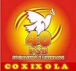 OPOIO do PSB de COXIXOLA-PB