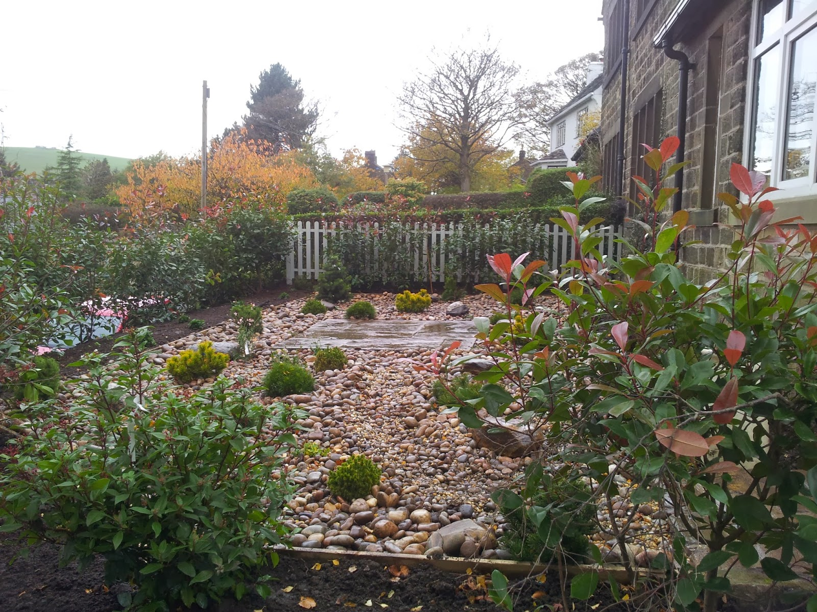 David Keegans Garden Design Blog: Garden Design Project in ...